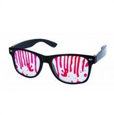 lunettes ensanglantees adultes | jourdefete.com