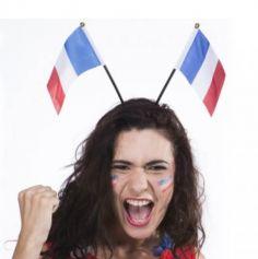 serre-tete drapeau francais | jourdefete.com