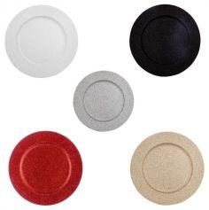 assiettes-paillettes-decoration-table-noel-reveillon | jourdefete.com