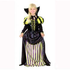 Costume de Noble de la Renaissance Fille