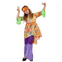 Costume Hippie Fille