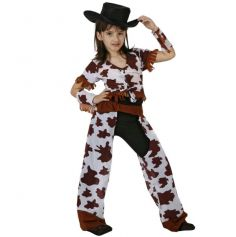 déguisement cow girl