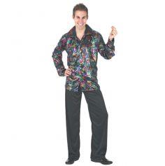 déguisement disco psychédélique