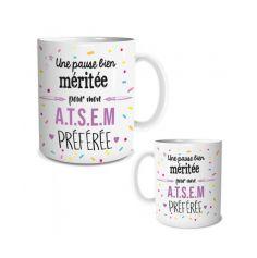 mug-une-pause-bien-meritee-pour-mon-atsem-preferee | jourdefete.com