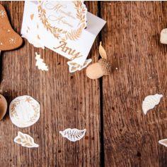 100 Confettis - Merveilleux Automne