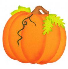 citrouille-feutrine-decoration-halloween | jourdefete.com