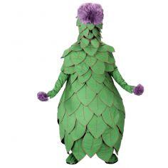 Mascotte Légume Artichaut