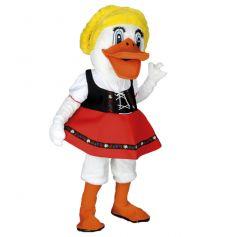 Mascotte Canette Bavaroise