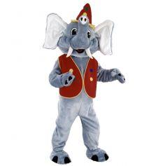 mascotte éléphant cirque