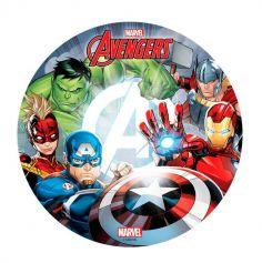 disque azyme marvel avengers | jourdefete.com