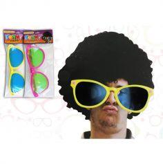 Grosses lunettes - Couleur au choix