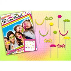 "Pack photo booth ""Flashy Party"""