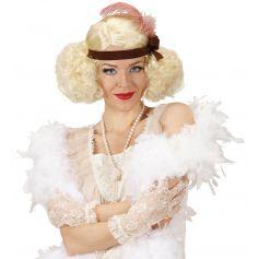 Perruque Femme Charleston Blonde