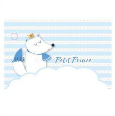 10 Etiquettes - Baby Shower - Renard Bleu | jourdefete.com