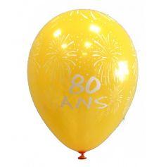 Ballon 80 ans