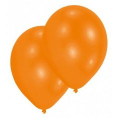 20 Ballons de Baudruche Orange