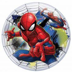 Ballon-Latex-Rond-Spiderman|jourdefete.com