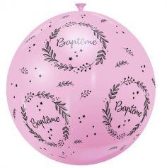 Ballon Géant Baptême - Coloris au choix