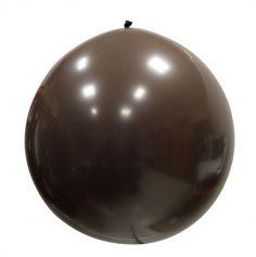 Ballon géant 1 mètre - Coloris au choix