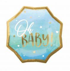 ballon-geant-baby-bebe-garcon-fille | jourdefete.com
