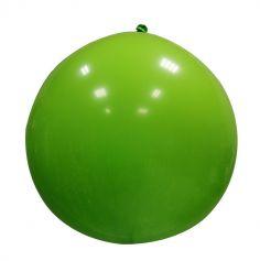 1 Ballon géant Vert Tilleul