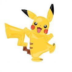 Ballon Hélium Airwalkeur Pokémon - Pikachu