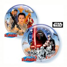 Ballon Hélium Bubble Star Wars The Force