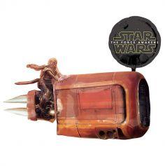 Ballon Hélium Star Wars® VII - Rey et son Vaisseau