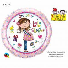 Ballon Hélium Baby Shower