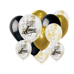 ballons-bonne-annee-nouvel-an-decoration-salle-reveillon | jourdefete.com