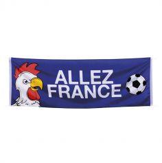 Bannière de Supporter - Allez France