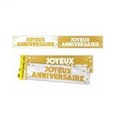 banniere-joyeux-anniversaire-or-argent | jourdefete.com