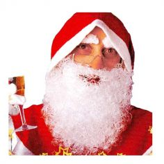 Barbe du Père Noël