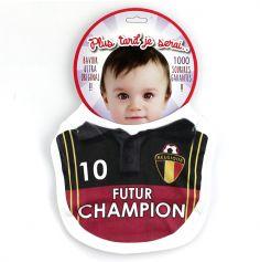 "Bavoir Football ""Futur Champion"" - Belgique"