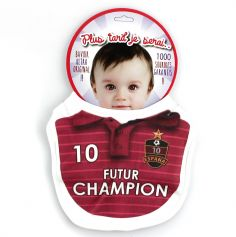 "Bavoir Football ""Futur Champion"" - Espagne"