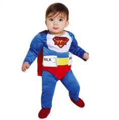 déguisement de superbaby pour bébé | jourdefete.com