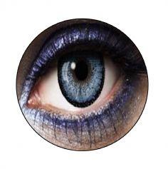 "Lentilles ""Big Eyes Blue"" - 1 an (sans correction)"