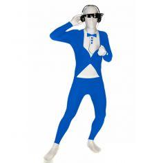 Déguisement Morphsuits Cérémonie Bleu