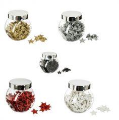 etoiles-confettis-table-decoration-noel | jourdefete.com