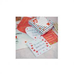 Boîte de Jeu 35 questions - I Love You