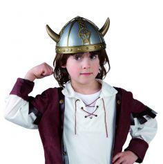 Casque de Viking Enfant