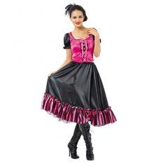 Déguisement Femme Danseuse de Cabaret