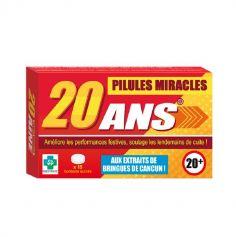 Bonbons sucrés Pilules Miracles - Age au Choix