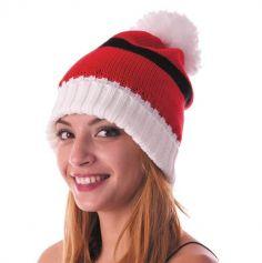 Bonnet Adulte de Noël - Père Noël | jourdefete.com