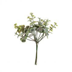 mini bouquet eucalyptus en plastique | jourdefete.com
