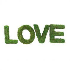 4 lettres love en mousse | jourdefete.com
