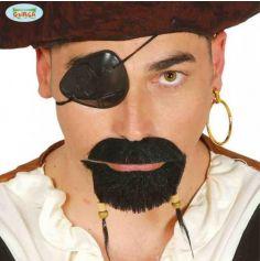 moustache-bouc-perles-pirate-synthétiques