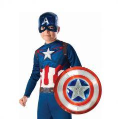 Bouclier Captain America 30 cm - Avengers - Enfant