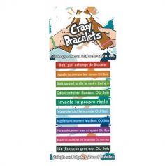 bracelets-crazy-jeu-apero-humour-cadeau | jourdefete.com
