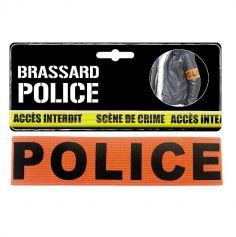 Brassard de Police pour Adulte